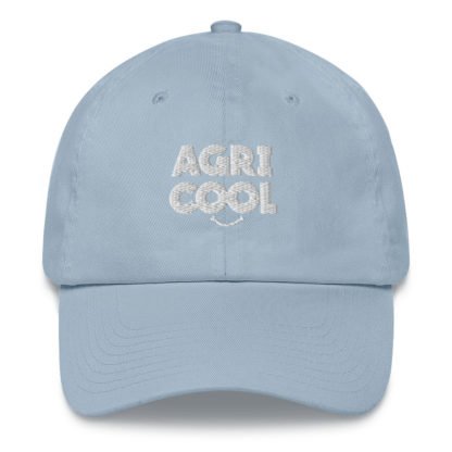 casquette agricool - azur