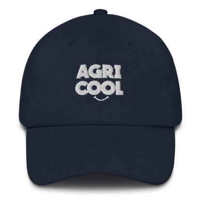 casquette agricool - bleu