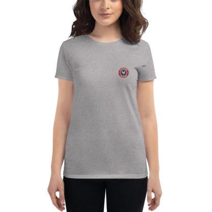 t-shirt agricultrice - la paysanne française - gris