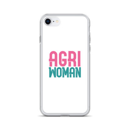 coque iphone agriwoman - agricultrice - 7