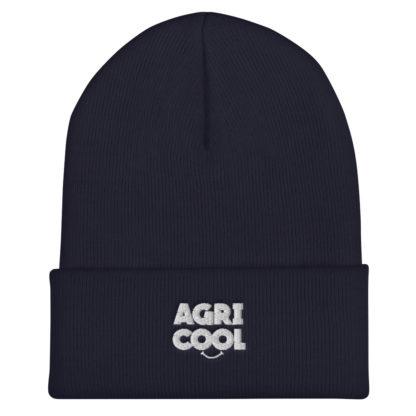bonnet agricool - bleu