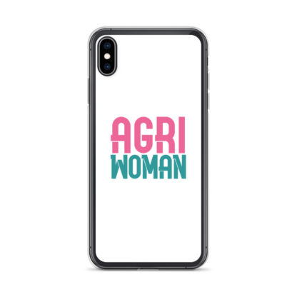 coque iphone agriwoman - agricultrice - 2