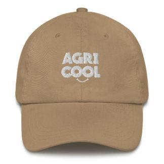 casquette agricool - kaki
