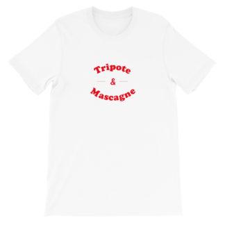 t-shirt - tripote et mascagne - sud ouest