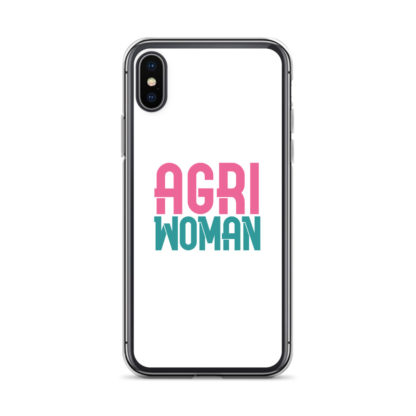 coque iphone agriwoman - agricultrice - 6