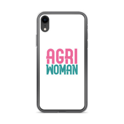 coque iphone agriwoman - agricultrice - 4