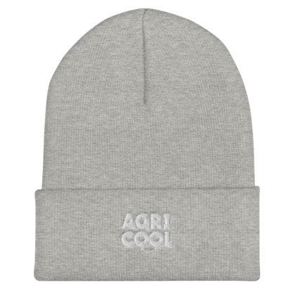 bonnet agricool - gris