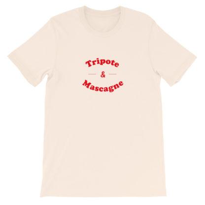 t-shirt - tripote et mascagne - sud ouest - pêche