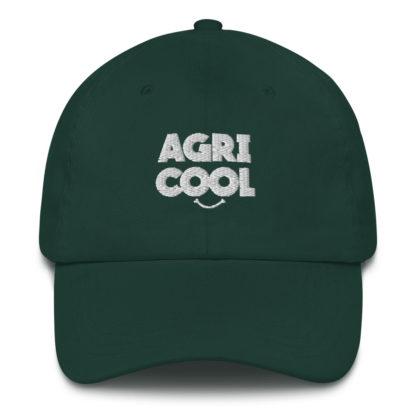casquette agricool - vert