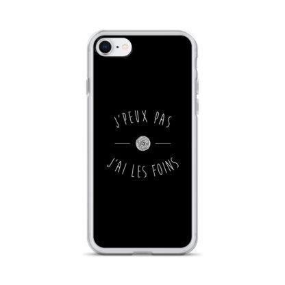 coque iphone agriculteur - foins - 07