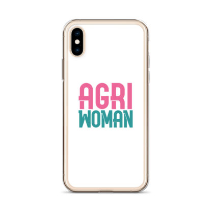 coque iphone agriwoman - agricultrice - 5