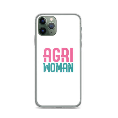 coque iphone agriwoman - agricultrice - 12