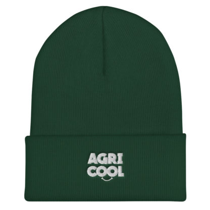 bonnet agricool - vert