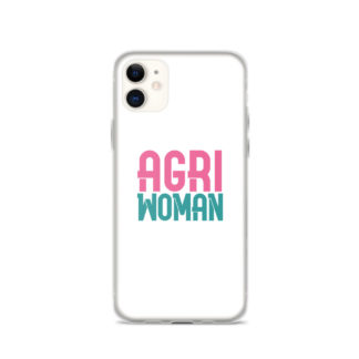 coque iphone agriwoman - agricultrice - 13