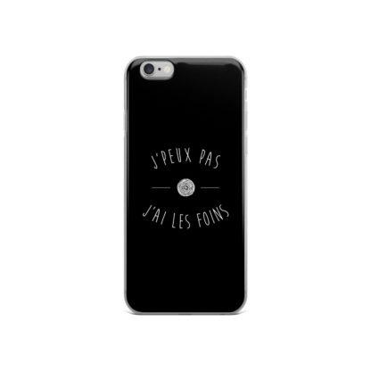 coque iphone agriculteur - foins - 09