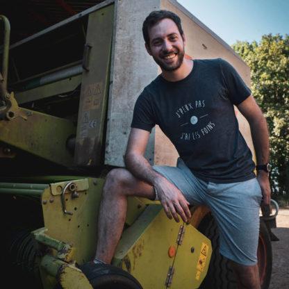 t-shirt-agricole-humour-foins-fenaison