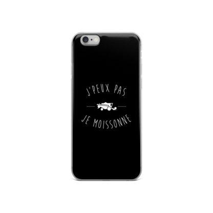 coque iphone agricole - moisson 04