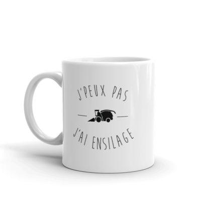 mug cadeau agricole ensilage