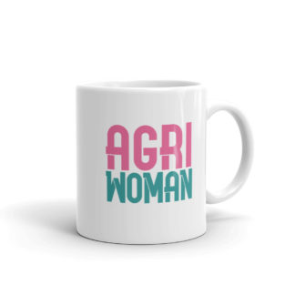 tasse agricultrice - agriwoman