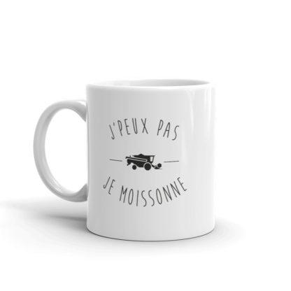 mug cadeau agricole moisson
