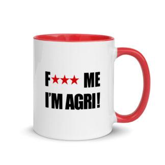 mug humour agriculteur