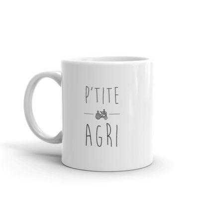 mug fille - p'tite agri