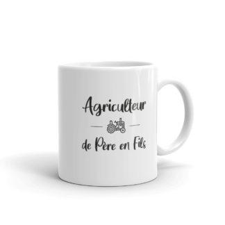 tasse agriculteur de père en fils