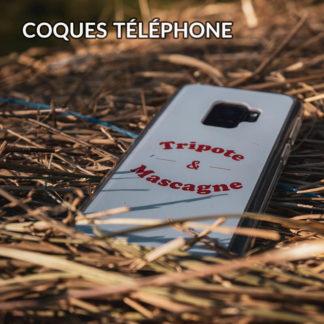 Coques téléphone
